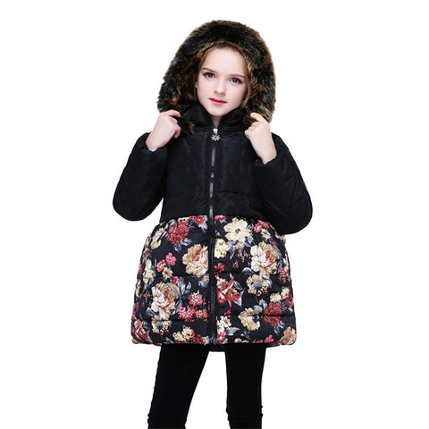 Sophia Flower Coat