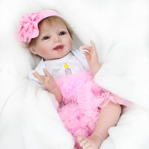 Baby Doll and dress 22""