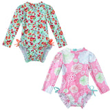 Baby Rash Guard Swimsuit