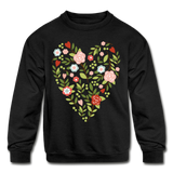 Mommy and me Matching Sweatshirt - black