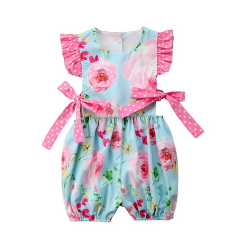 Miss Rose Adorable Romper