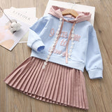 Toddler Casual Ruffles Dress