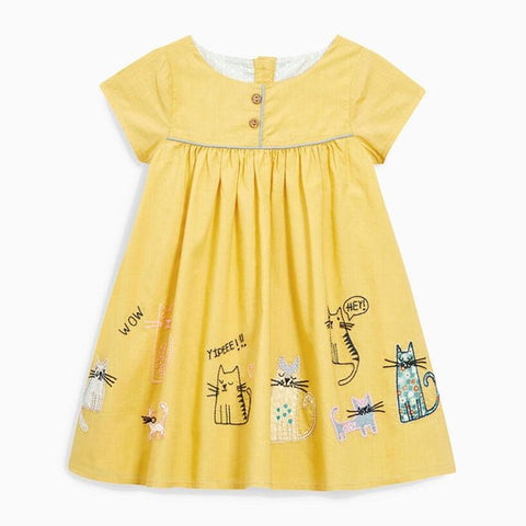 Miss Sunshine Little Girls Dress