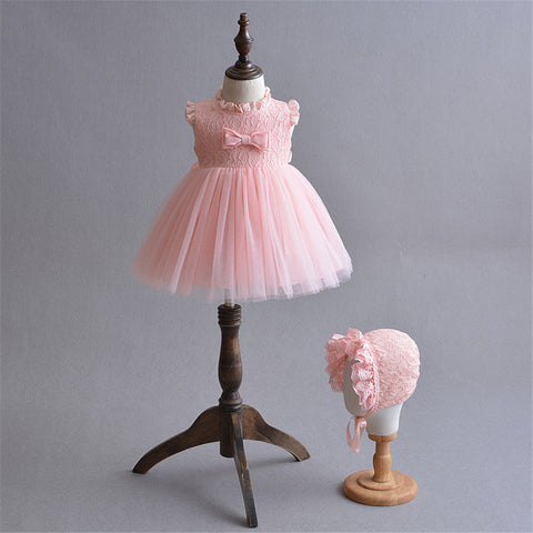 Formal Baby Girl Lace Dress