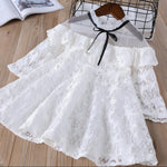Little Maven's Elegant Dress - Debbie's Kids Boutique