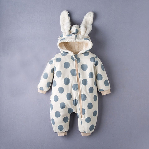 Baby Snugly Fall Romper