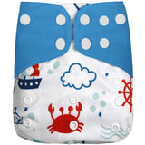 Infant Waterproof Cloth Diaper