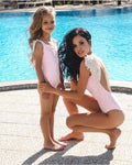 Matching Mommy and me Wings Swimsuit