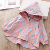 Little Dots Windbreaker