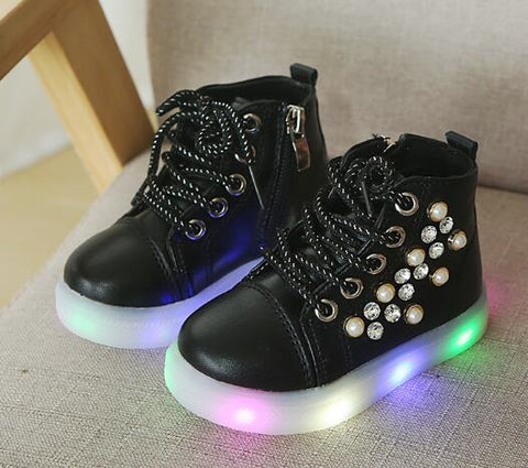 Sparkles Light up sneakers
