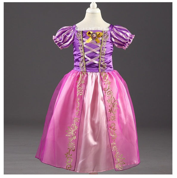 Princess Dresses ( Lots of varieties) - Debbie's Kids Boutique