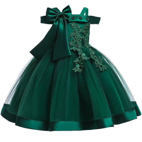 Girls Pretty Flower Girl/Birthday Dresses