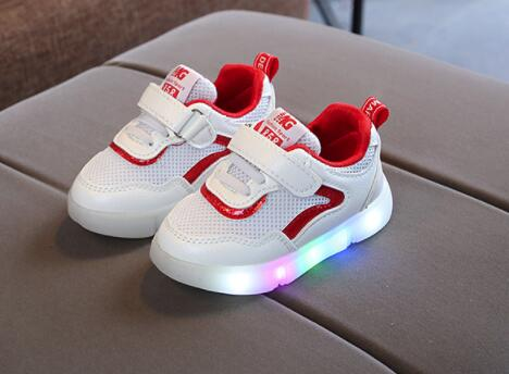 Light up Sport Sneakers