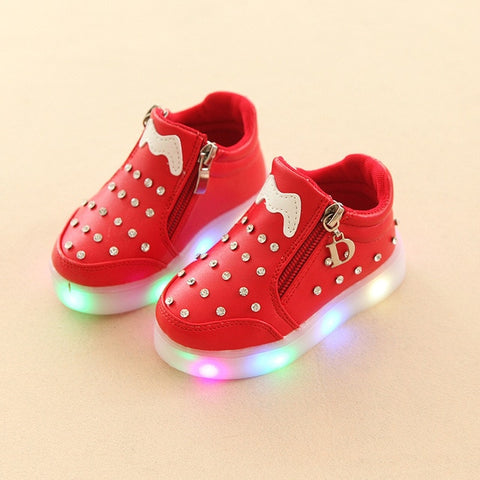 Light up Dotted Sneaker