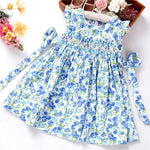 Little Girl's Handmade Smocked Easter/Summer Dress