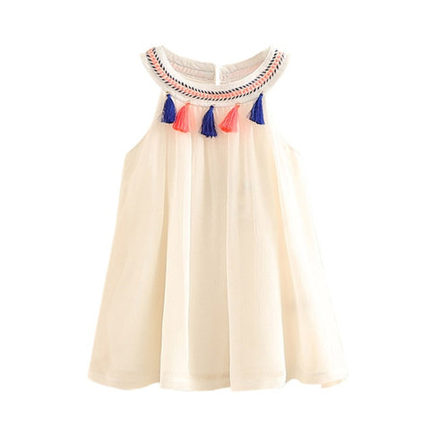 Little Girl's Vintage Sundress