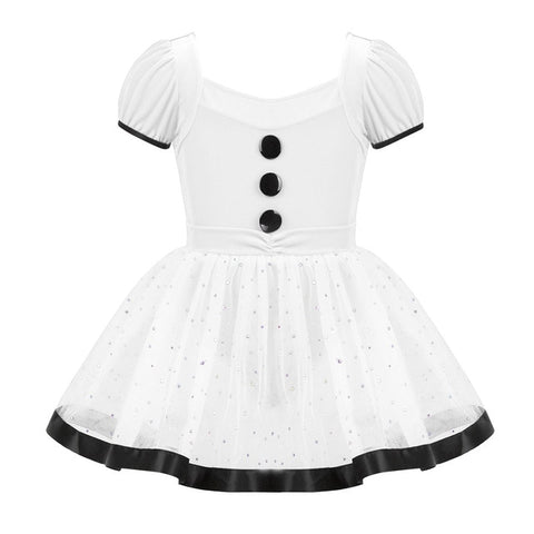Girls Figure Skating  Dance Costume