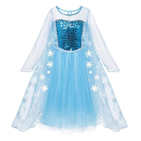 Elsa Birthday Dress/Costume