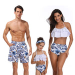 Family Matching Swimsuit