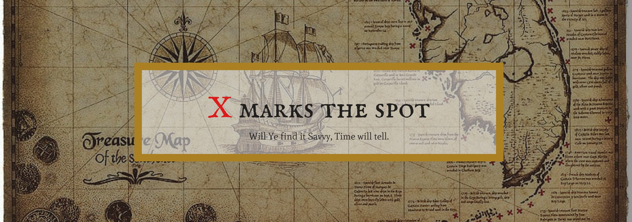 X marks the spo,t Savvy