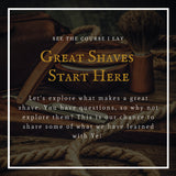 Great Shaves start here