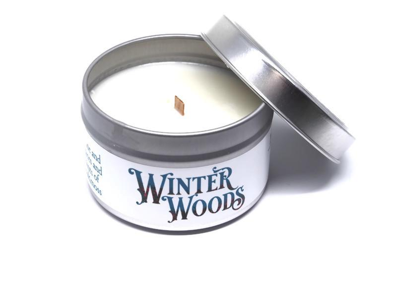 Winter Woods Candles - Black Ship Grooming Co.