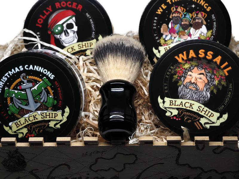 Christmas Crate Day 12 - Black Ship Grooming Co.