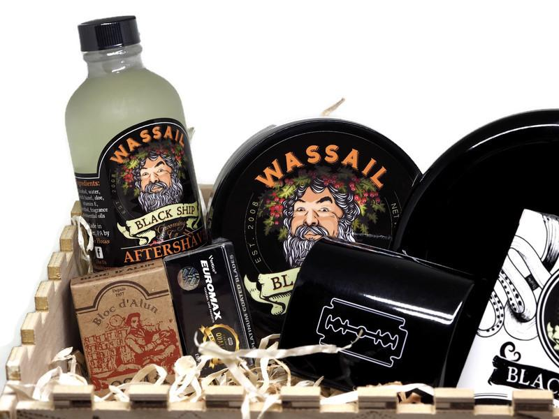 Christmas Crate Day 9 - Black Ship Grooming Co.