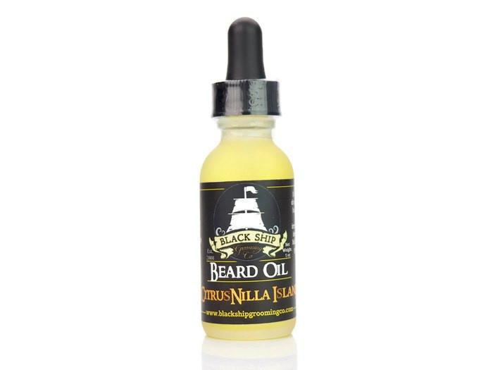 Citrusnilla Beard oil - Black Ship Grooming Co.