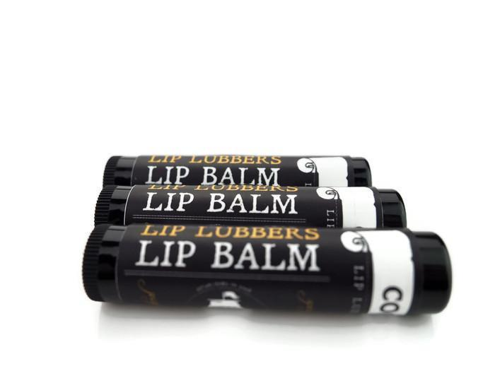 Coconut Lip Lubbers Lip Balm - Black Ship Grooming Co.