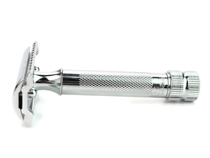Merkur 34C Heavy Duty Safety Razor - Black Ship Grooming Co.