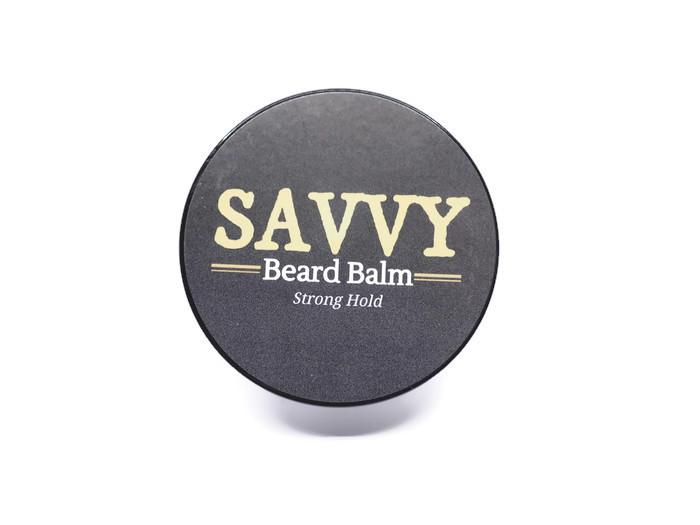 Savvy Beard Balm - Black Ship Grooming Co.
