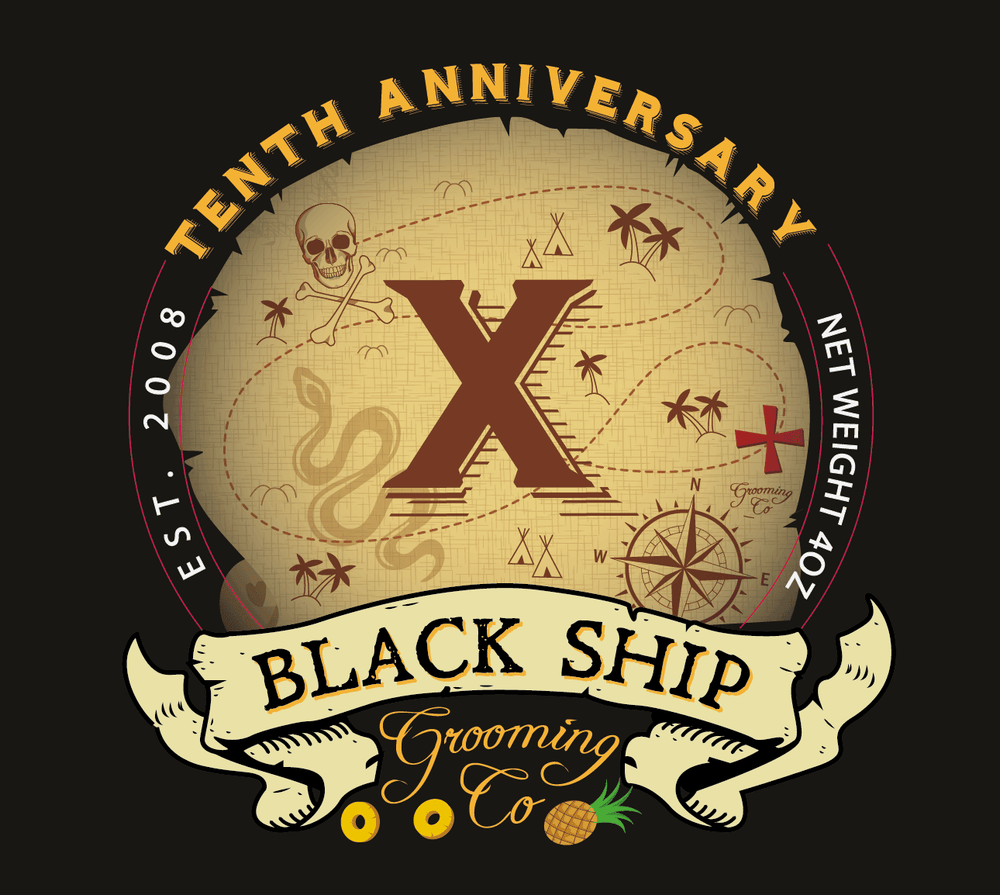 X Shaving Soap - Black Ship Grooming Co.
