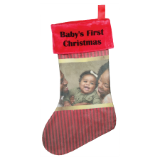 CHRISTMAS STOCKING - PERSONALIZED - 3 SIZES