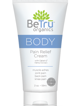 BODY Pain Relief Cream