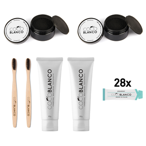 Coco Blanco Partner Complete Kit
