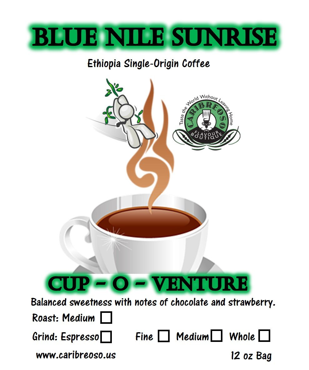 Blue Nile Sunrise (Ethiopia Single-Origin Coffee)