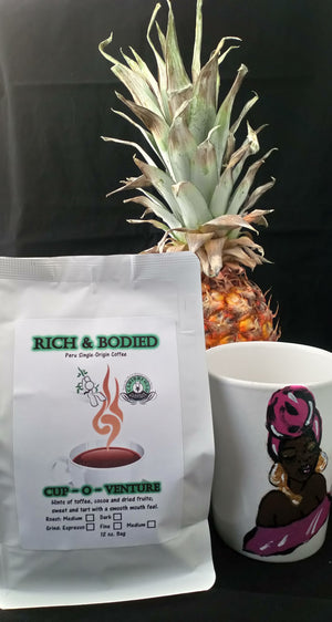 R & B - Rich & Bodied (Peru Single-Origin Coffee)