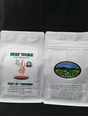 Stay Woke (Guatemala Single-Origin Coffee)
