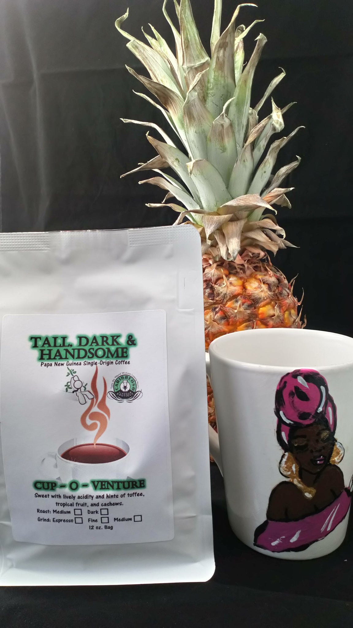 Tall, Dark & Handsome (Mexico Single-Origin Coffee)