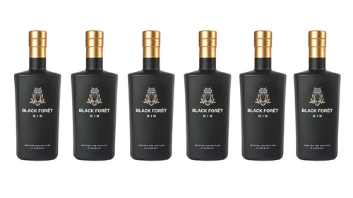BLACK FORÊT – GIN – Bar Starter Pack