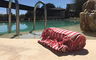 The Hammam Story: Birth of Turkish Towels
