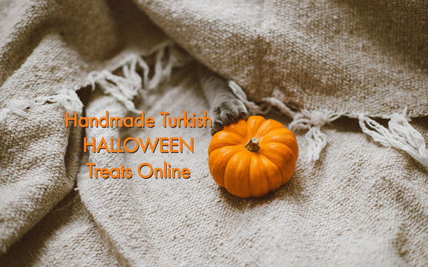 Handmade Turkish Halloween Treats Online