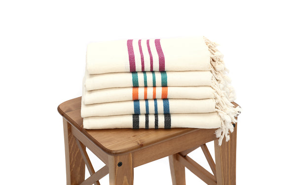 Hand loomed Hammam Towels!