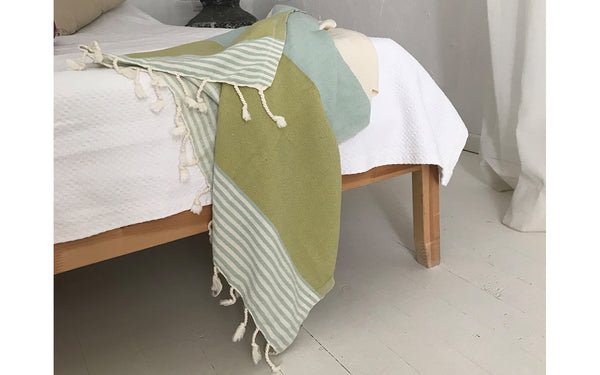 Why Turkish towels are the best choice for bath towels?