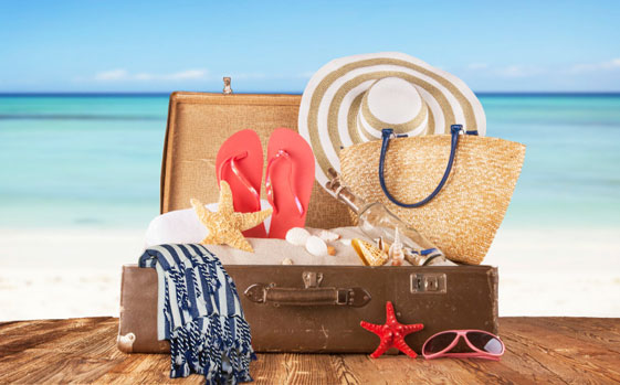 TRAVEL TIPS – Pack your Turkish towel to keep it light