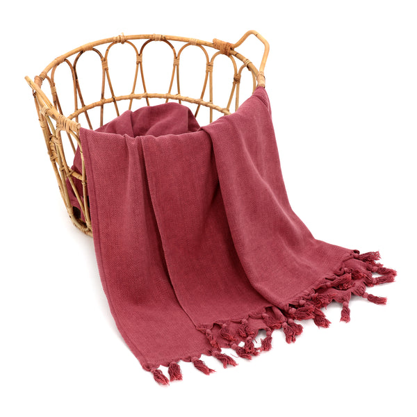 ALA Blanket Red