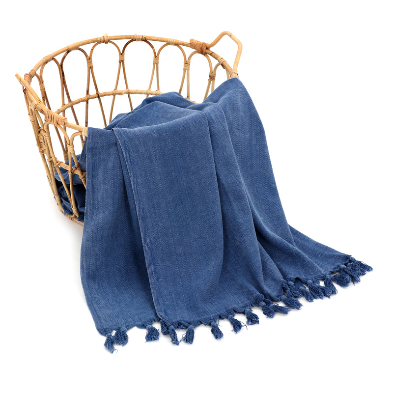 ALA Blanket Navy Blue