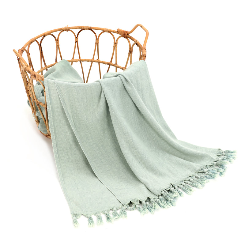 ALA Blanket Mint- Full