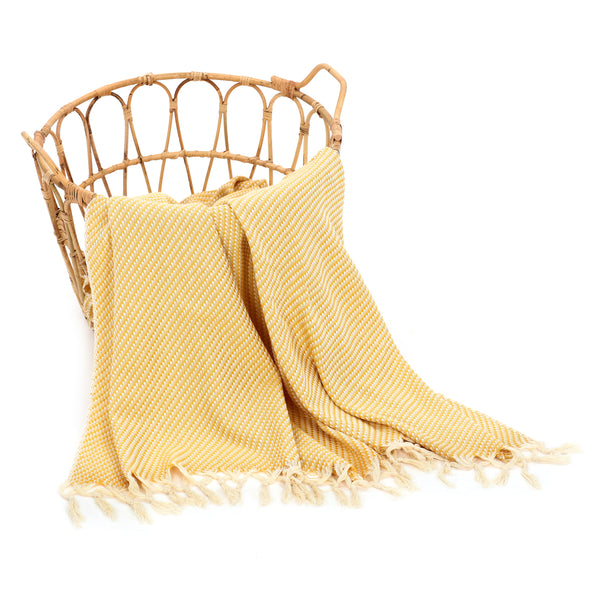 Petek Blanket Yellow